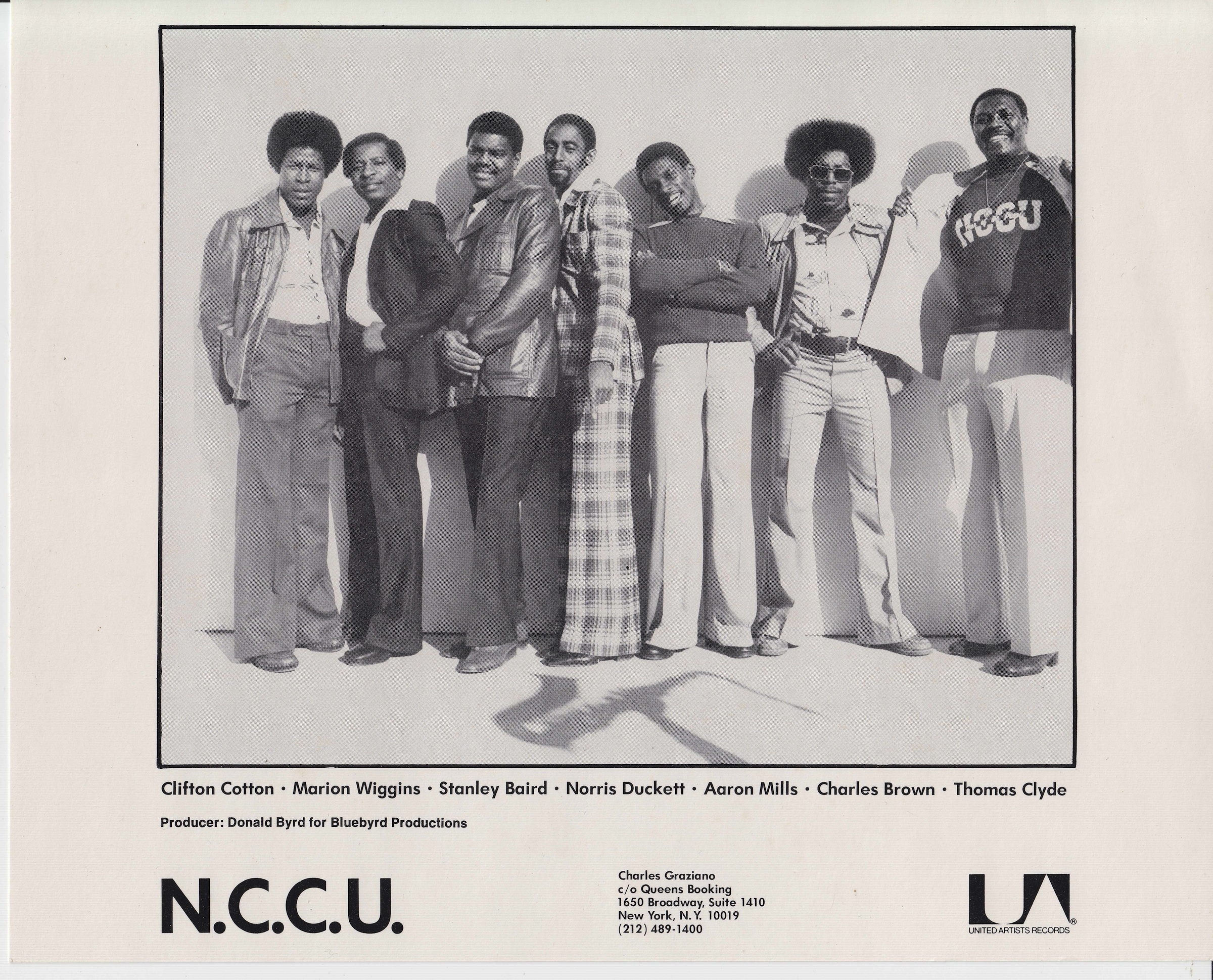 CAROLINA SOUL :: Soul Recordings from the Carolinas » Note to Funk