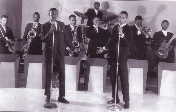 Jamo Thomas His Party Brothers Orchestra I Spy For The FBI